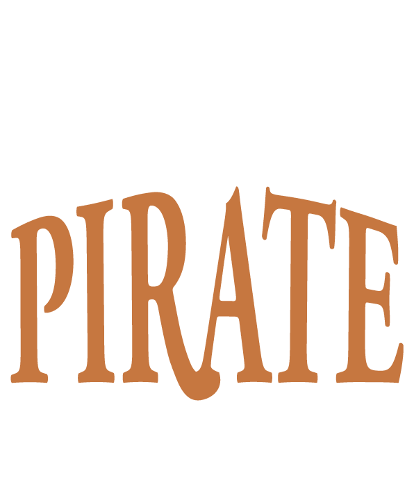Pirate Pizza Logo